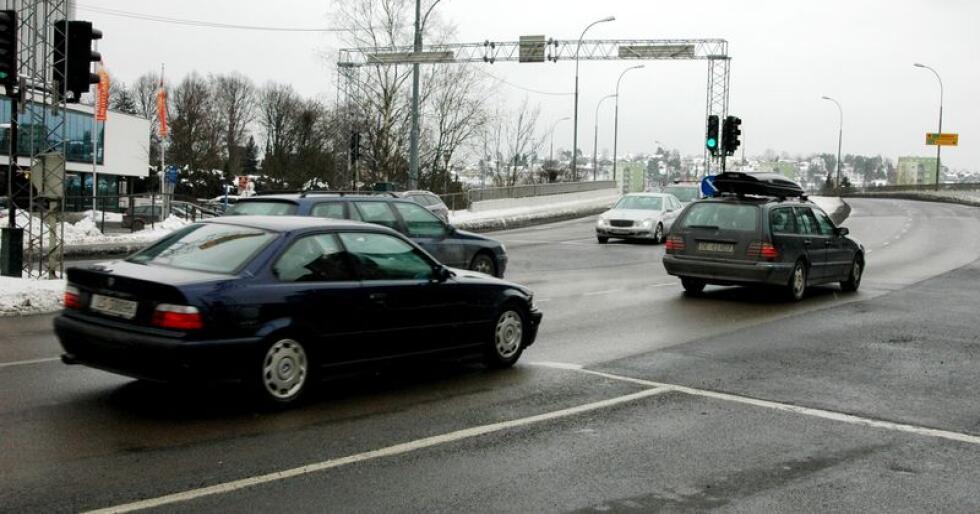 I statsbudsjettet blir det foreslått å innføre full veibruksavgift  for biodrivstoff. (Illustrasjonsfoto)