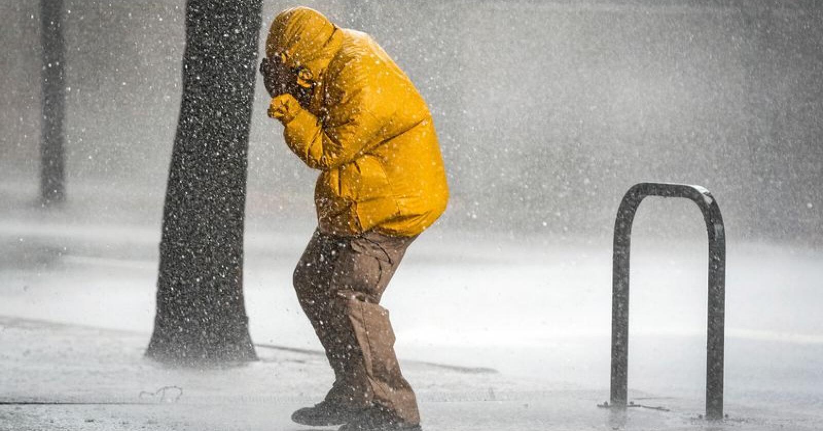 Hustrig: Orkanen Michael, som herjet på USAs østkyst i forrige uke, er den siste i en rekke stadig sterkere orkaner som har kommet hylende ut av Atlanterhavet de siste årene. Foto: Andrew Dye/ Winston-Salem Journal via AP / NTB Scanpix