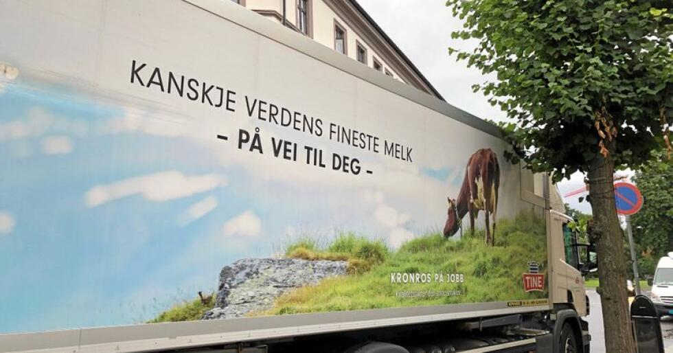 Kanskje Norges nest beste omdømme. Foto: Lars Bilit Hagen