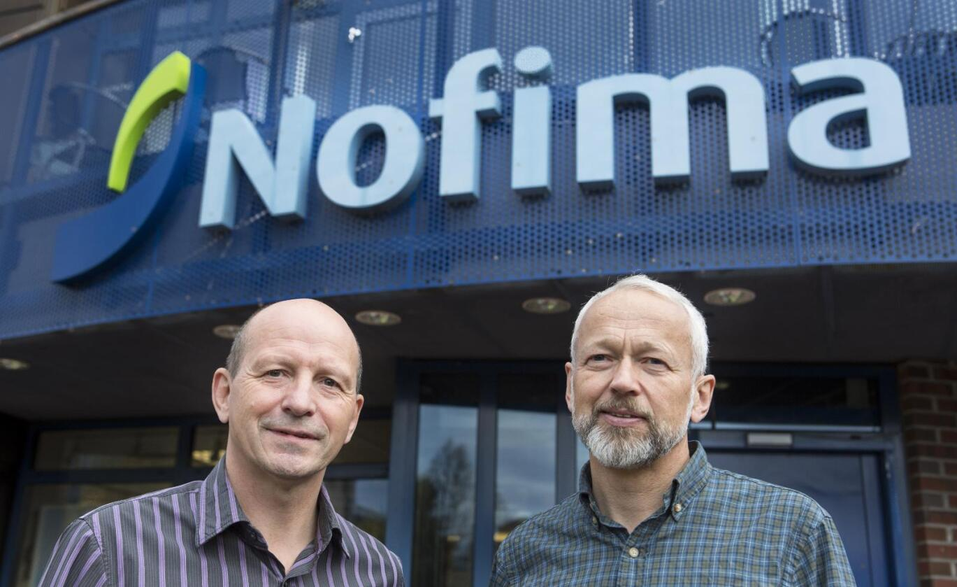 Nofima-forskerne Roy Robertsen og Otto Andreassen spår en hard kamp om lokaliteter for oppdrettsnæringa som tar sikte på å vokse sterkt de kommende tiårene. Foto: Jan-Morten Bjørnbakk / NTB scanpix