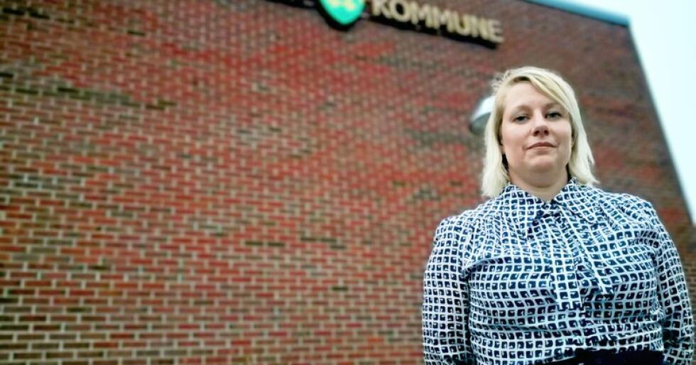 Sølvi Brekklund Sæves var innvalgt for Venstre i Rakkestad. Men etter at alle medlemmene forsvant, byttet hun til Høyre. Foto: Jon-Fredrik Klausen