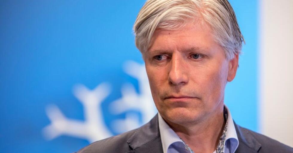 Venstres nestleder Ola Elvestuen vil ikke si om han stiller seg bak gjenvalg av Trine Skei Grande som leder av partiet. Foto: Berg-Rusten, Ole / NTB scanpix