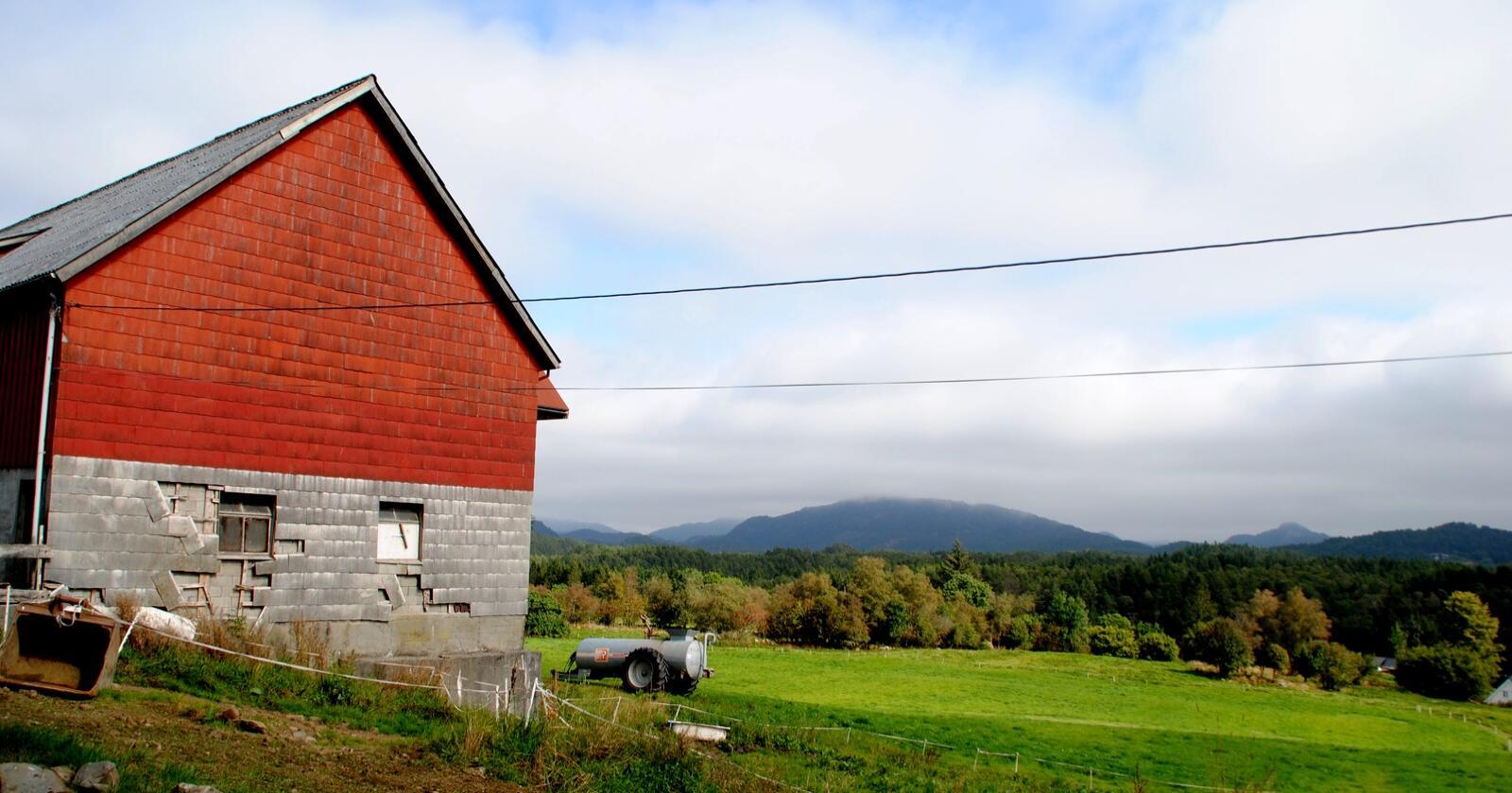 Tine-rådgivere varsler om framtiden til landbruket i Agder og Vestland. Foto: Lars Bilit Hagen