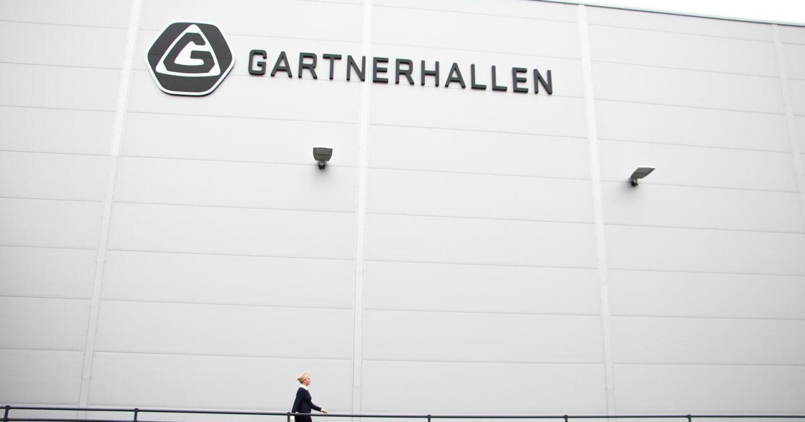 Gartnerhallen tapte i alle tre rettsinstanser mot revisorfirmaet KPMG. Det kostet samvirket dyrt. Foto: Gartnerhallen