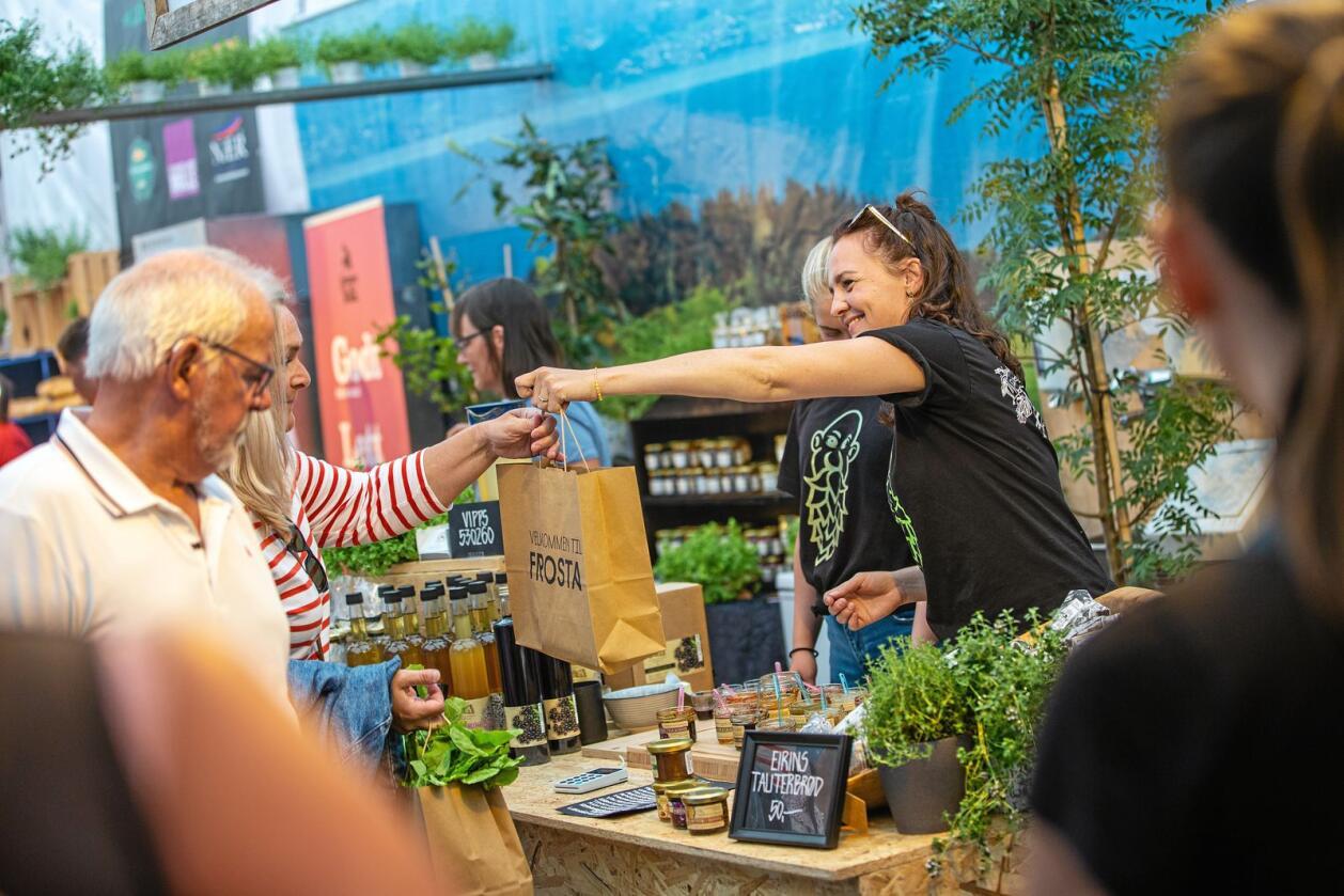 Matfestivalen i Trøndelag har fått kastet ut en livline. Nå ber Høyres representanter i fylkeskommunen om at regjeringen også avklarer om de kan få økonomisk korona-støtte. Foto: Trøndersk Matfestival