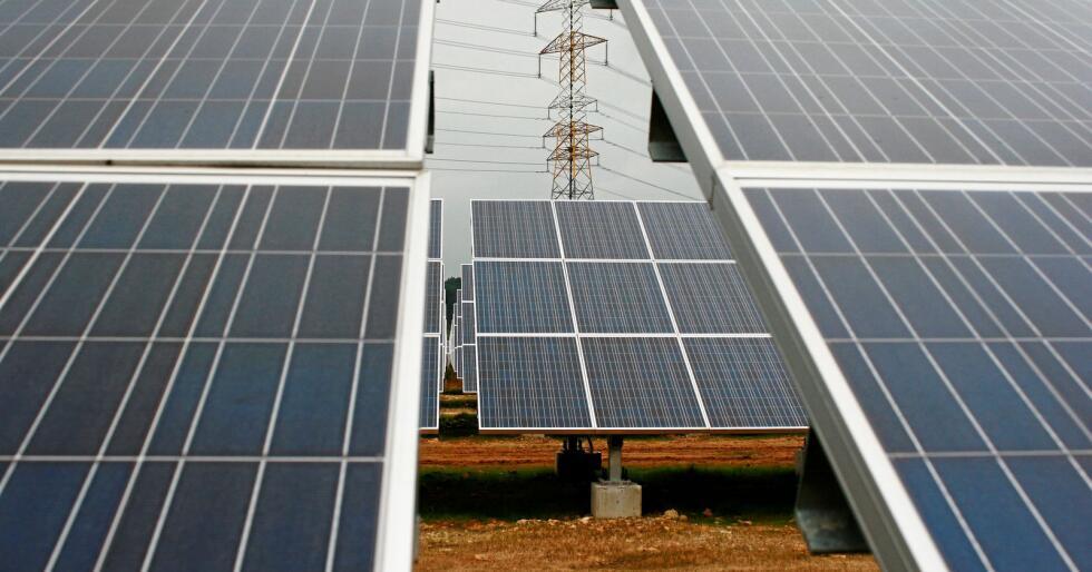 Solenergi: En viktig fornybarkilde. Foto: Ragsac / Mostphotos