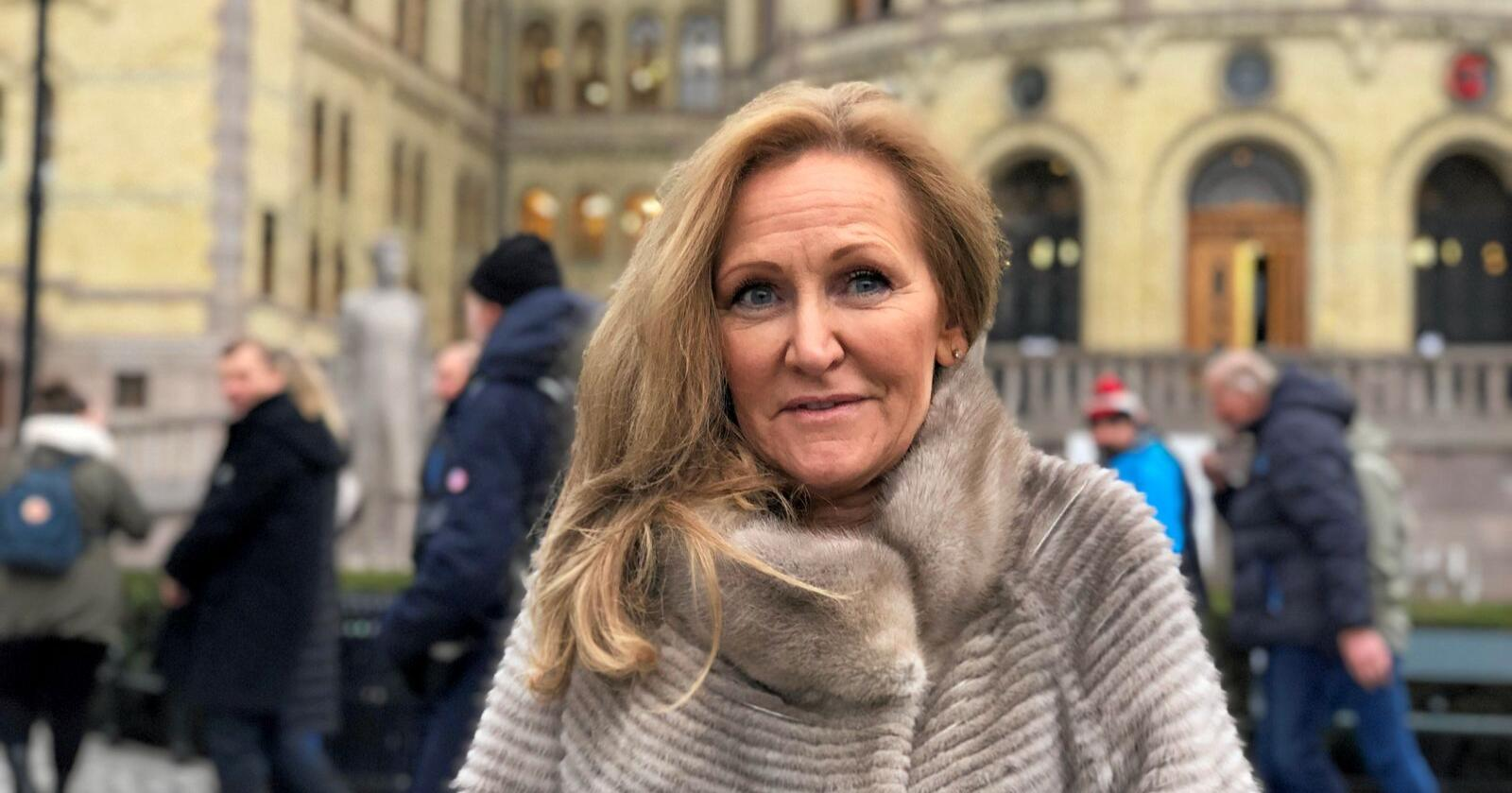 Guri Wormdahl sier de ikke har tid til å kjempe mot et importforbud, men mener det vil være unødvendig. Foto: Line Omland Eilevstjønn
