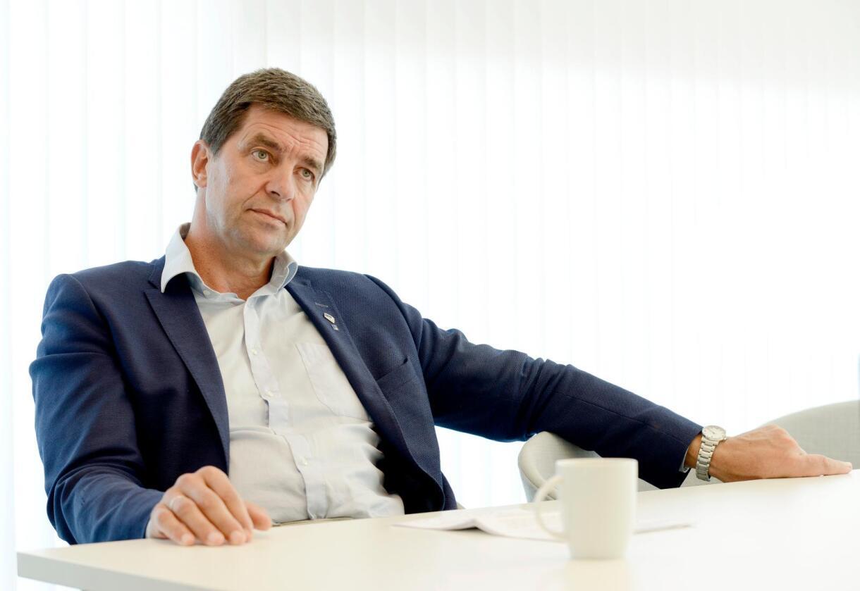 Gunnar Gundersen er stortingsrepresentant for Høyre fra Hedmark. Foto: Mariann Tvete
