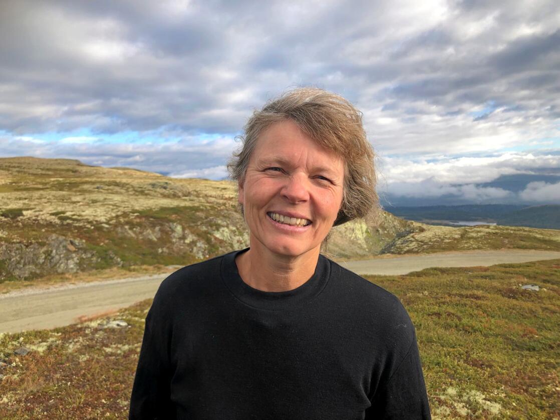Kjersti Hoff ønskes som leder av Småbrukarlaget også i 2021. Foto: Norsk Bonde- og Småbrukarlag
