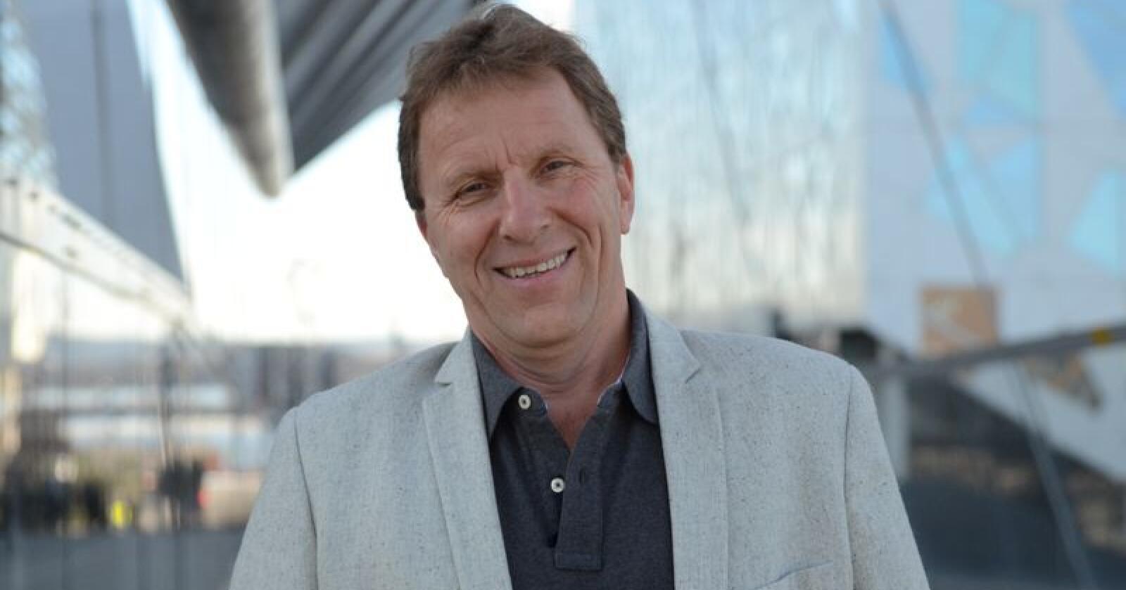Thorleif Müller er leder i Vestfold Bondelag, og mener dagens AK-tilskudd slår urimlig ut. (Foto: Liv Jorunn Denstadli Sagmo)