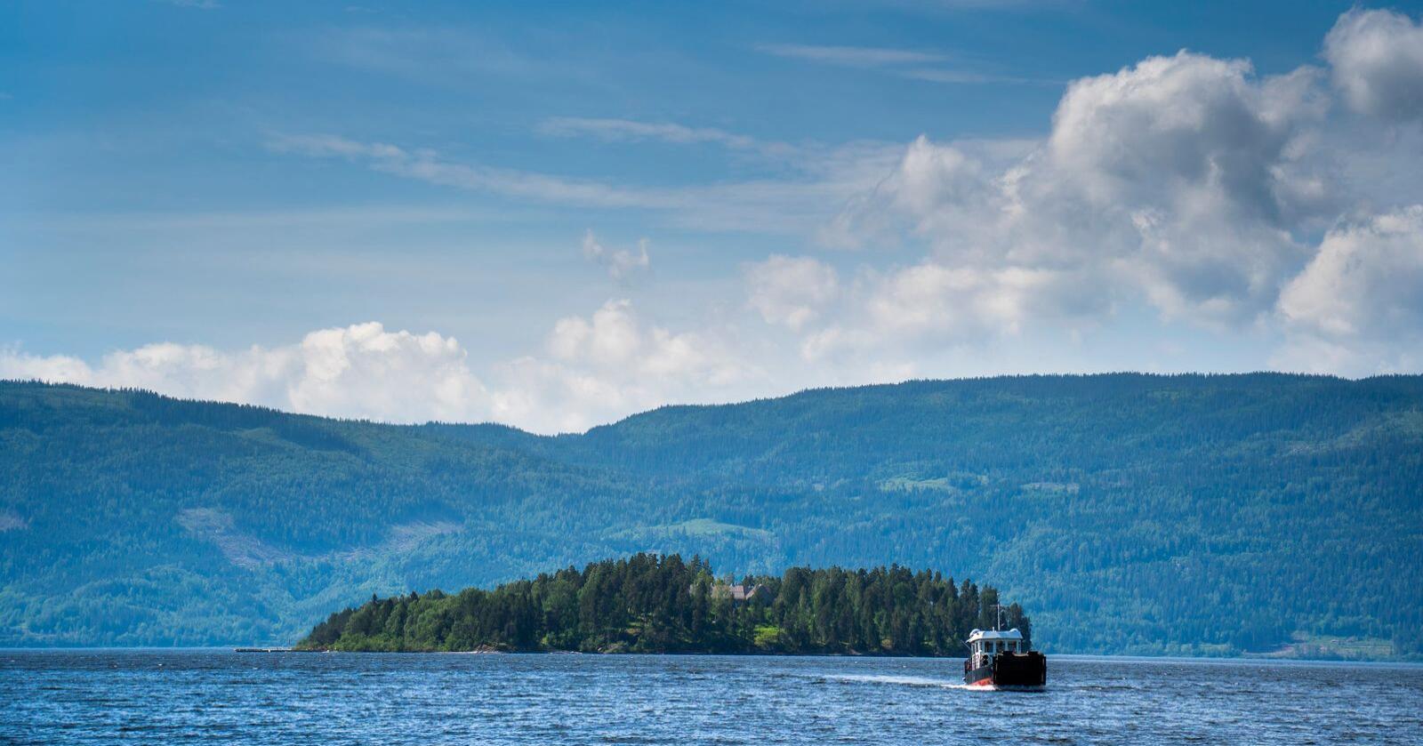 22. juli: Det er ti år siden terrorangrepet der 69 mennesker ble drept på AUFs sommerleir på Utøya og åtte ble drept i regjeringskvartalet. Foto: Håkon Mosvold Larsen / NTB
