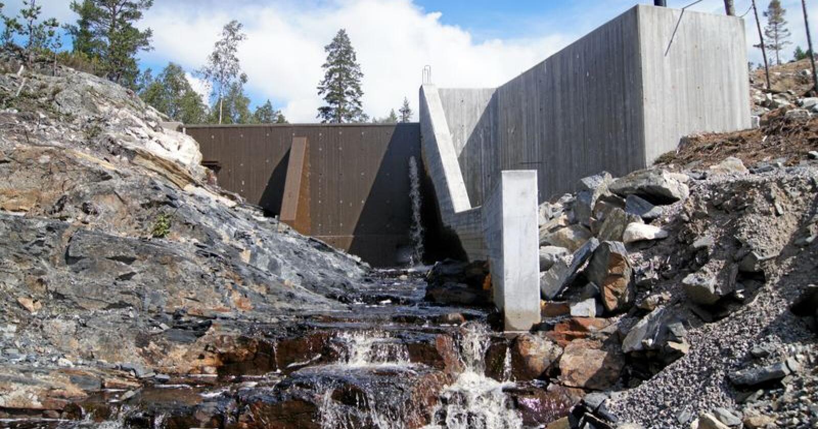 Utbygginga av småkraftverk i Noreg har vore nesten eksplosiv etter år 2000, skriv innsendaren. Foto: Erik Vestgård