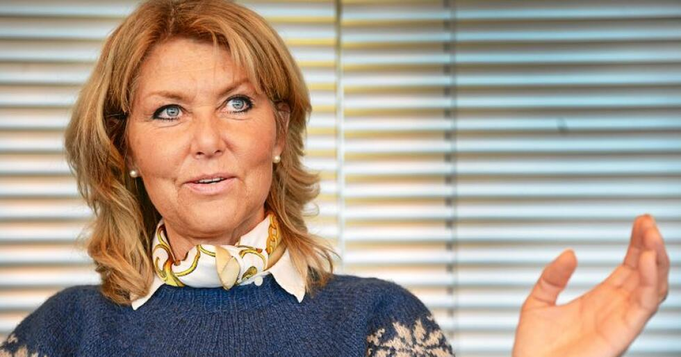 Ordførerkandidat for Høyre i Lesja, Hanne Alstrup Velure. Foto: Siri Juell Rasmussen