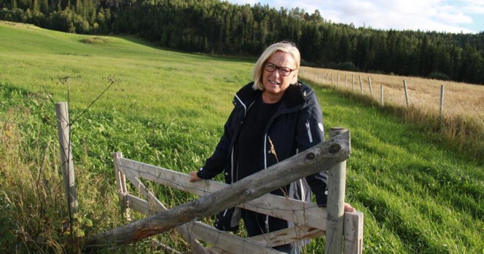 Krever endring: Parlamentarisk leder Marit Arnstad (Sp) ber Stortinget tvinge Klima- og miljødepartementet til ny kurs i to rovdyrsaker. Foto: Sivert Rossing