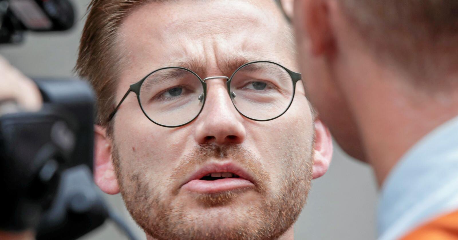 Høyre-retorikk: Sveinung Rotevatn bør holde morsomhetene sine på Venstre-kottet og spare velgerne for støyen. Foto: Vidar Ruud / NTB scanpix