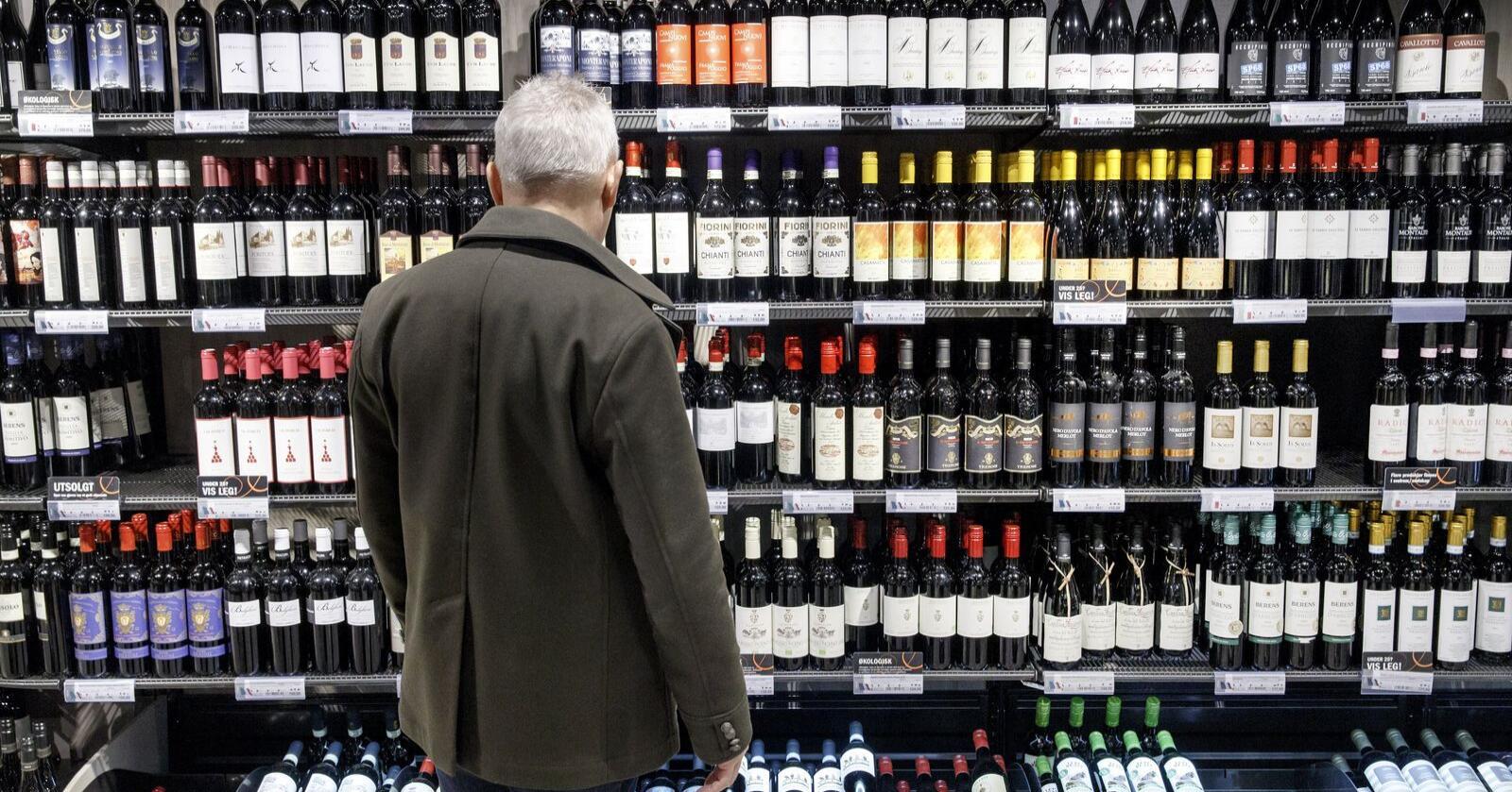 En av fire sier de drikker mindre. Illustrasjonsfoto: Gorm Kallestad / NTB / NP