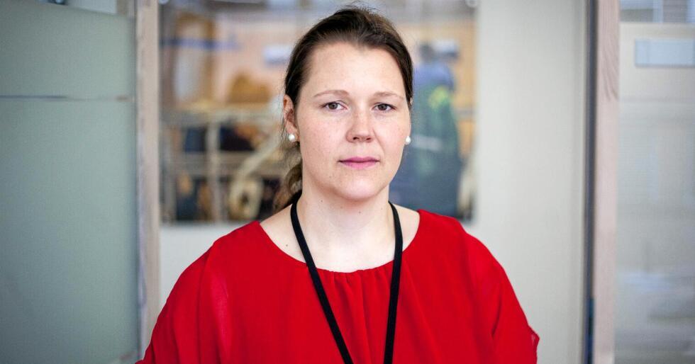 Får kritikk: Bondelaget, med nestleder Frøydis Haugen. Foto: Patrick da Silva Sæther