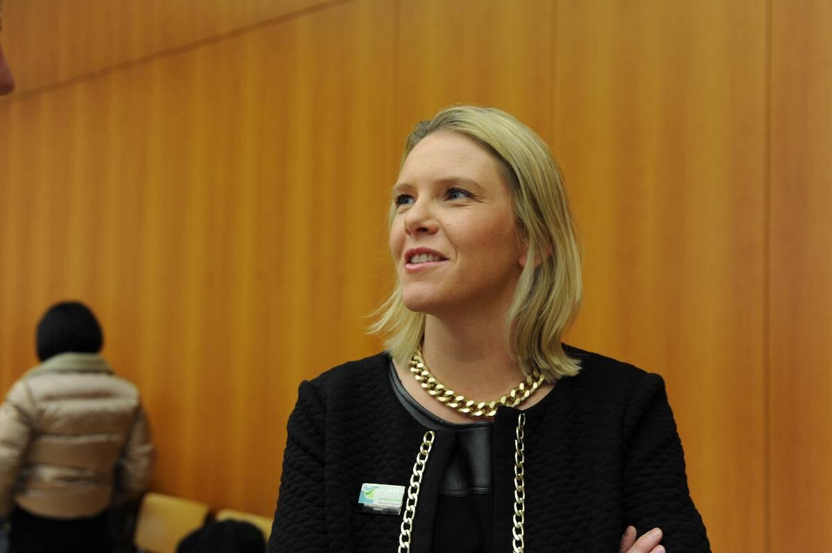 Med sammenslåingen av SLF og SRL er Landbruksminister Sylvi Listhaug er i gang med å forenkle landbruksbyråkratiet slik Sundvollen-erklæringen legger opp til. Foto: Mariann Tvete