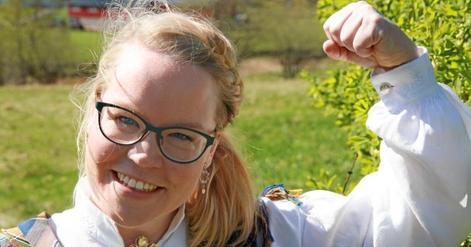 Iren Beathe Teigen. Foto: Privat