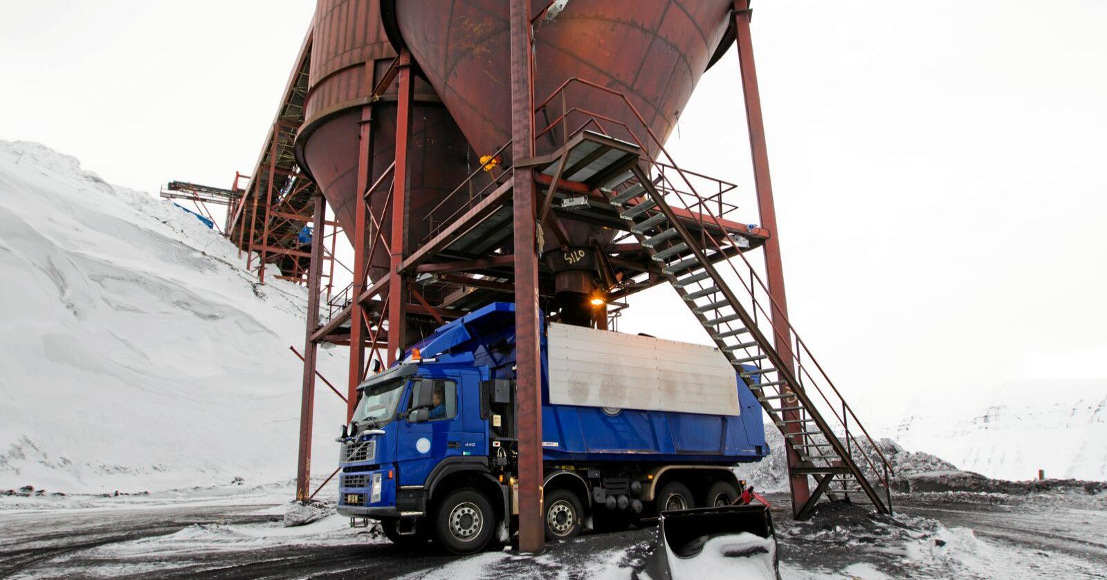Gruvedrift: Vi trenger et Mineral Norge som kan sikre at ressursene kommer fellesskapet til gode. Foto: Berit Roald / Scanpix