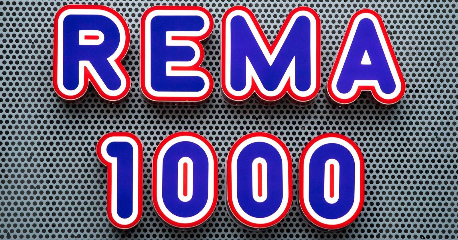 Rema 1000 er nummer tre i det norske dagligvaremarkedet. Foto: Audun Braastad / NTB