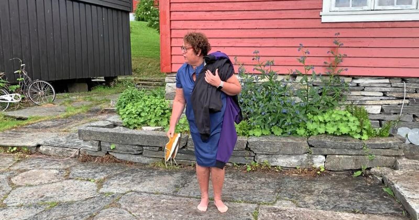 Olaug Bollestad. Foto: Kari Nygård Tvilde