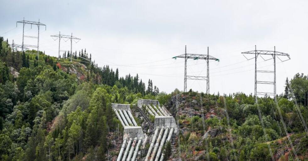 Suverenitet: Vi har og skal fortsatt ha suverenitet over disponeringen av våre unike energiressurser, skriver Olje- og energiministeren. Foto: Lise Åserud/NTB scanpix