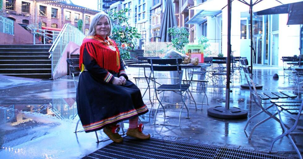 Maret Ravdna Buljo har egen reindrift og er blitt en anerkjent formidler av samisk mat og kultur. Foto: Christiane Jordheim Larsen