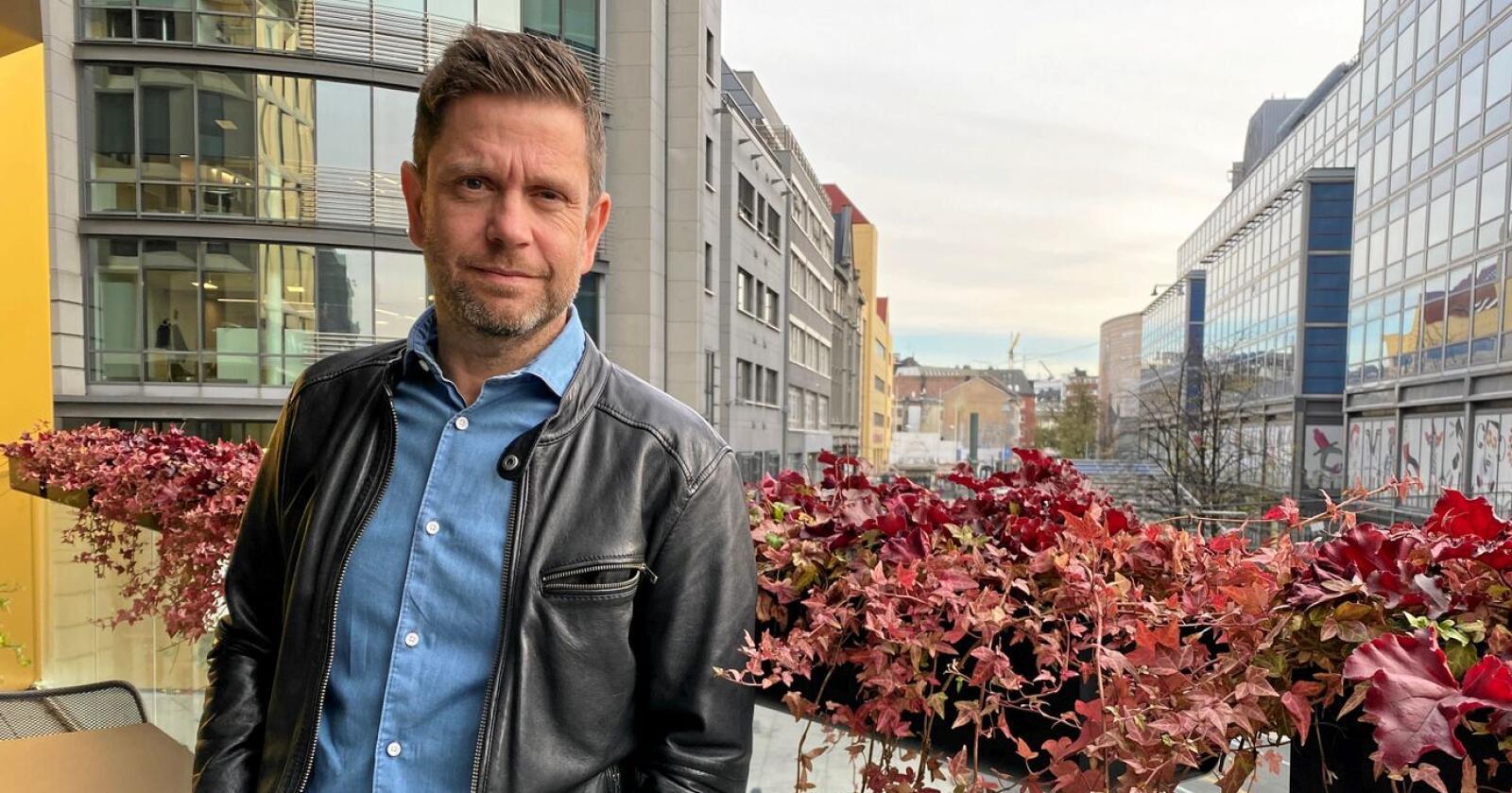 Triksing med fakta fremjar ikkje dyrevelferd, skriv Kjell Rakkenes, konserndirektør i Nortura. Foto: Tanita Kveinå