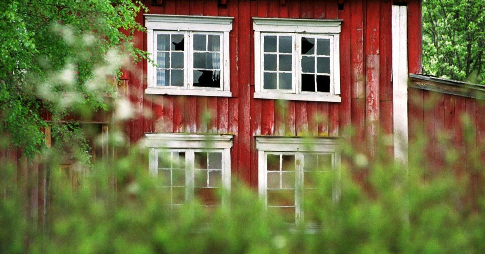 Penger til vern, ikke riving: Mange eiere bruker alt de har av ressurser på å vedlikeholde det som er vår felles, norske bygningsarv. Foto: Siri Juell Rasmussen