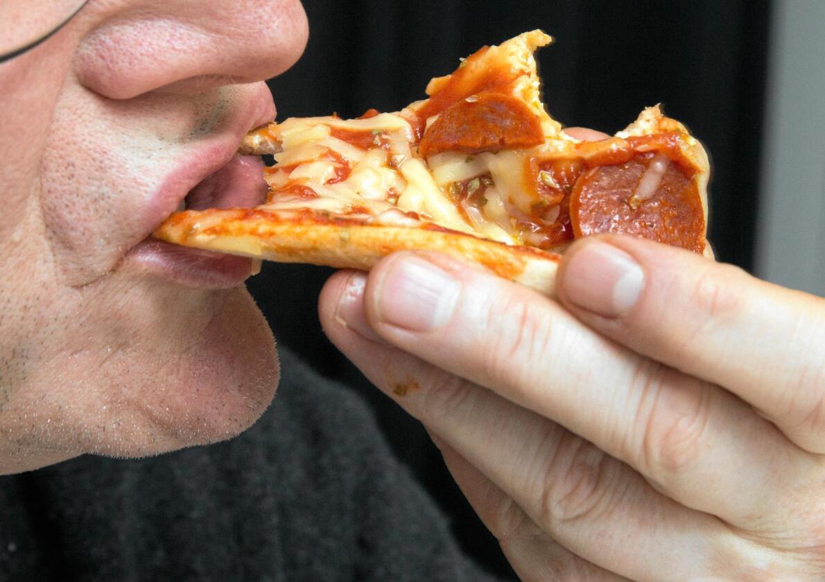 Pizzabakeren omsatte for over en milliard i fjor og satser på fortsatt vekst i år. Illustrasjonsfoto: Terje Bendiksby / NTB scanpix