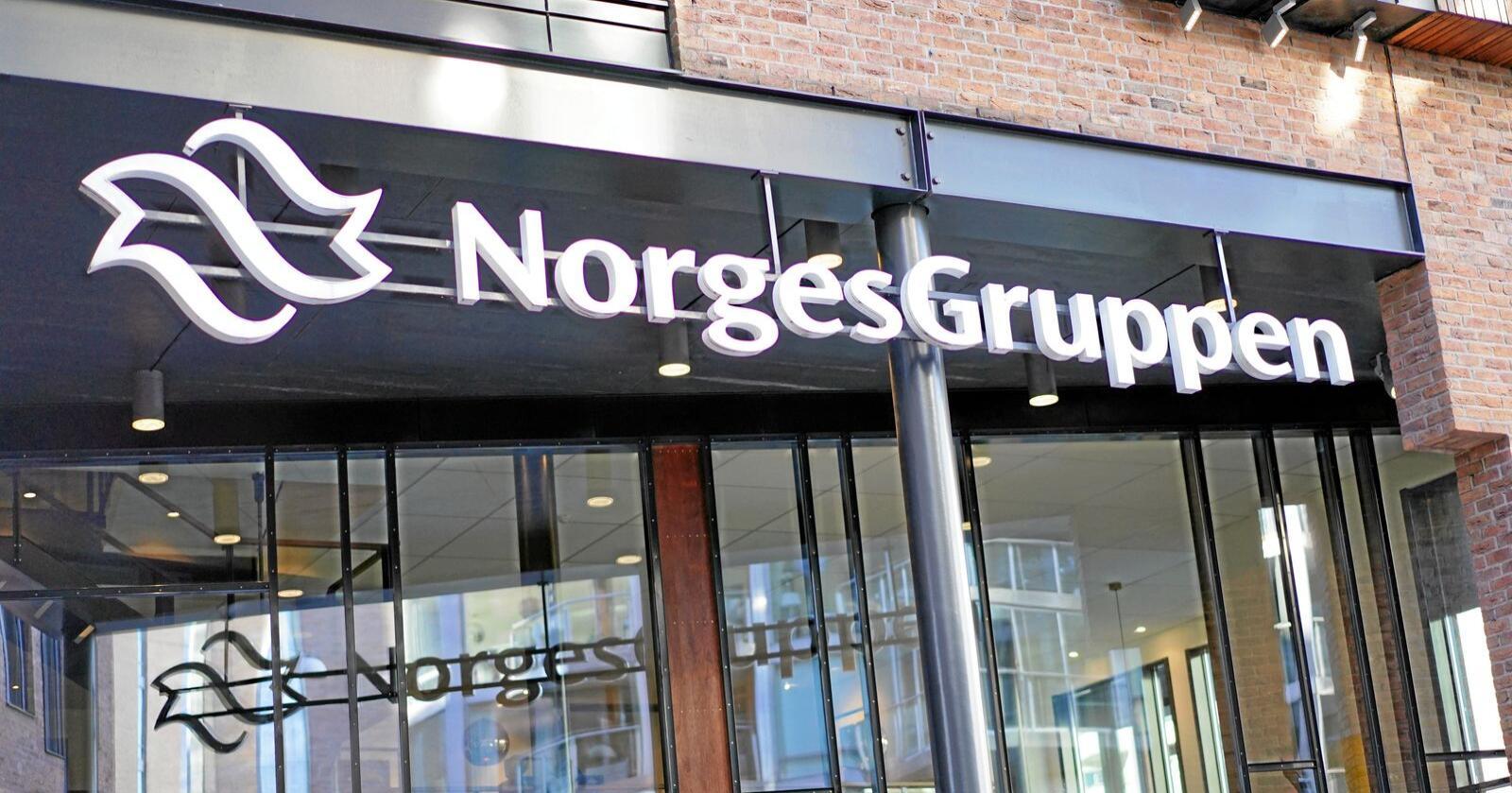 Store: Norgesgruppen har stor makt i den norske matmarknaden, og større vil den bli med gode innkjøpsvilkår. Foto: Benjamin Hernes Vogl