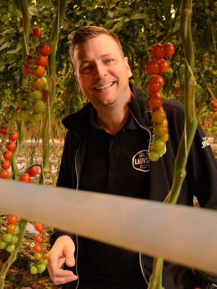 GARTNER: En utfordrende 2019-sesong til tross, Jan Terje Vignes og Lauvsnes Gartneri satser videre med helt friskt plantemateriale og store omsetningsmål.