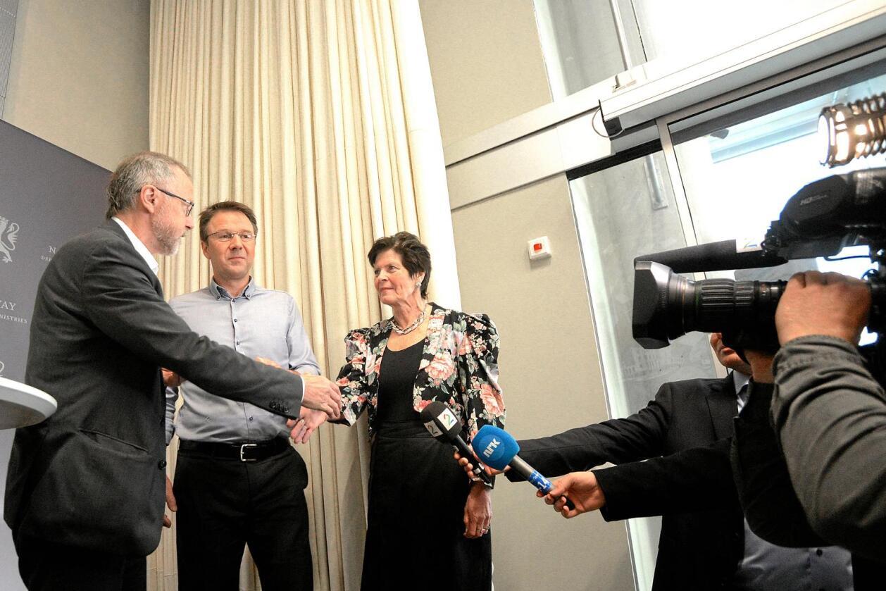 Moderat: Bøndene har lagt til rette for konstruktive forhandlinger med et moderat krav. Nå må staten følge opp. Foto: Siri Juell Rasmussen