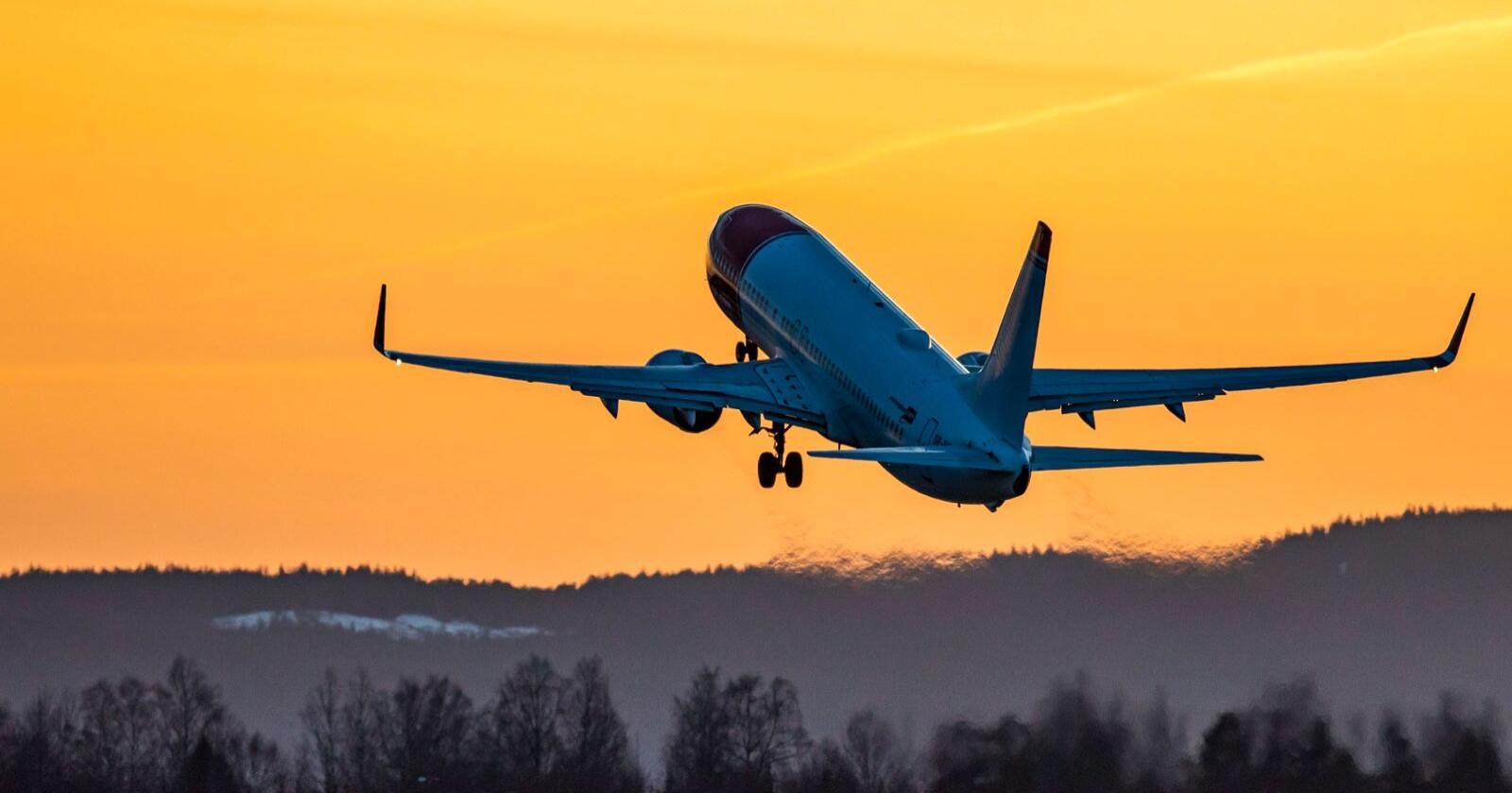 – Dette er det høyeste antallet utenlands feriereiser på mange år, og man må tilbake til 2013 for å finne tall på tilsvarende nivå, skriver SSB. Foto: Håkon Mosvold Larsen / NTB scanpix