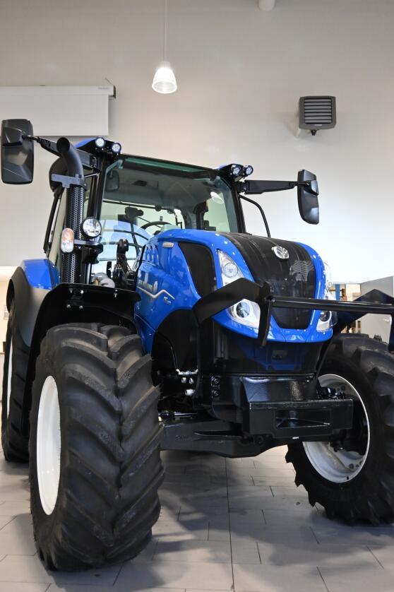 New Holland sikret seg tittelen som mestselgende traktor i Danmark i 2020