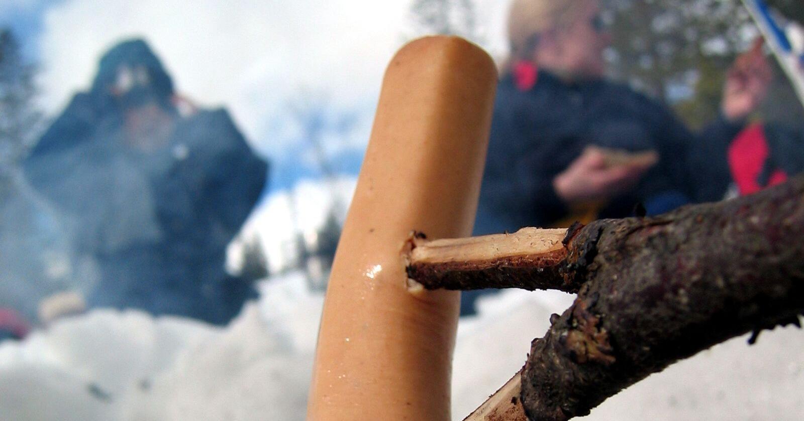 I ei undersøking hadde ni av 24 kjøttprodukt meir salt enn det som var oppgitt på næringsdeklarasjonen. Illustrasjonsfoto: Lise Åserud / NTB scanpix / NPK