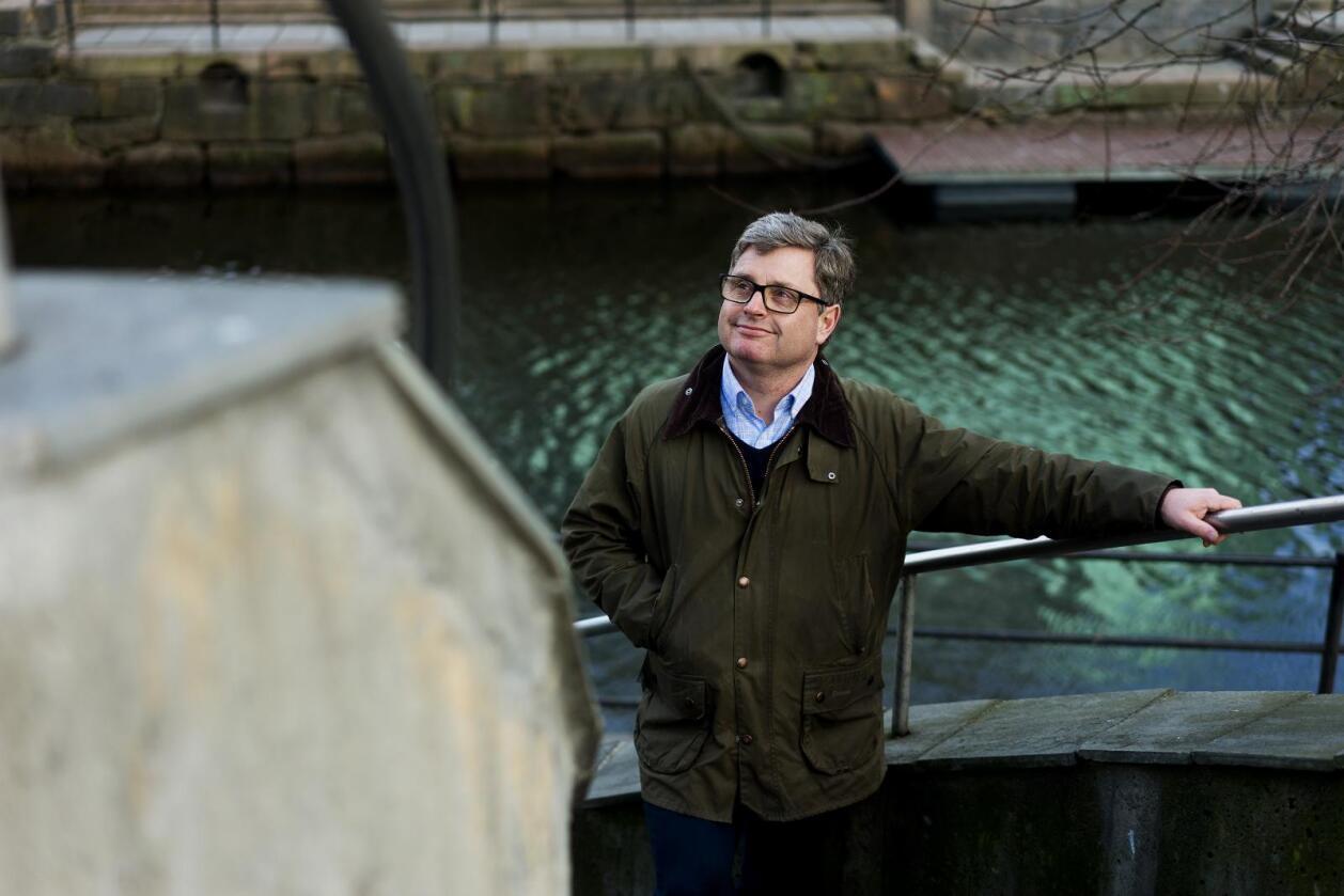 Bernt Bucher Johannessen er daglig leder i gardsmatorganisasjonen Hanen. Foto: Ketil Blom Haugstulen