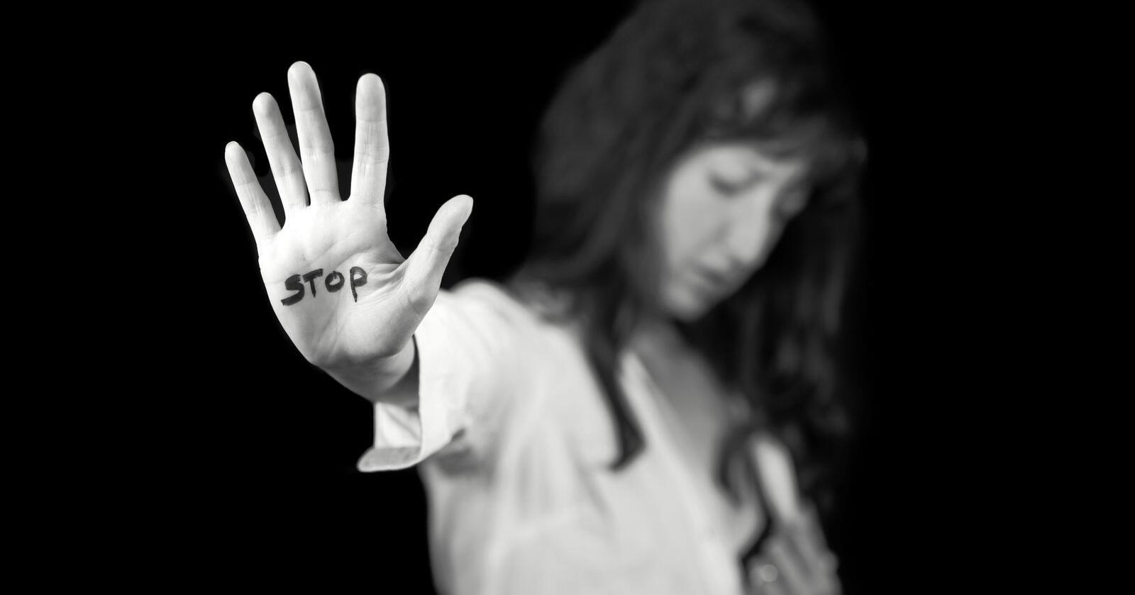 Vold: Vold blir tåkelagt både i privat og offentlig sfære, i fred og ikke minst i krig. Foto: Michelangelo Oprandi / Mostphotos