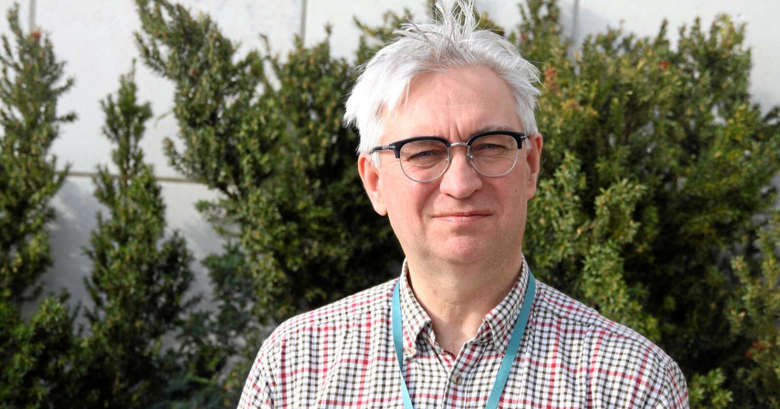 André Skjelstad (V) oppga ikke riktige opplysninger i søknad om tilskudd. Foto: Lars Bilit Hagen
