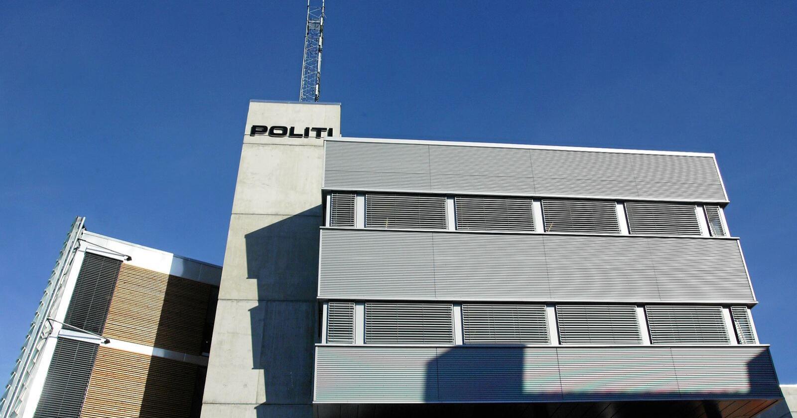 Politihuset i Sør-Trøndelag politidistrikt. Det er nå undersøkt hvorfor Trøndelag politidistrikt har hatt store utfordringer ved avsnittet som etterforsker overgrep mot barn. Foto: Gorm Kallestad / SCANPIX