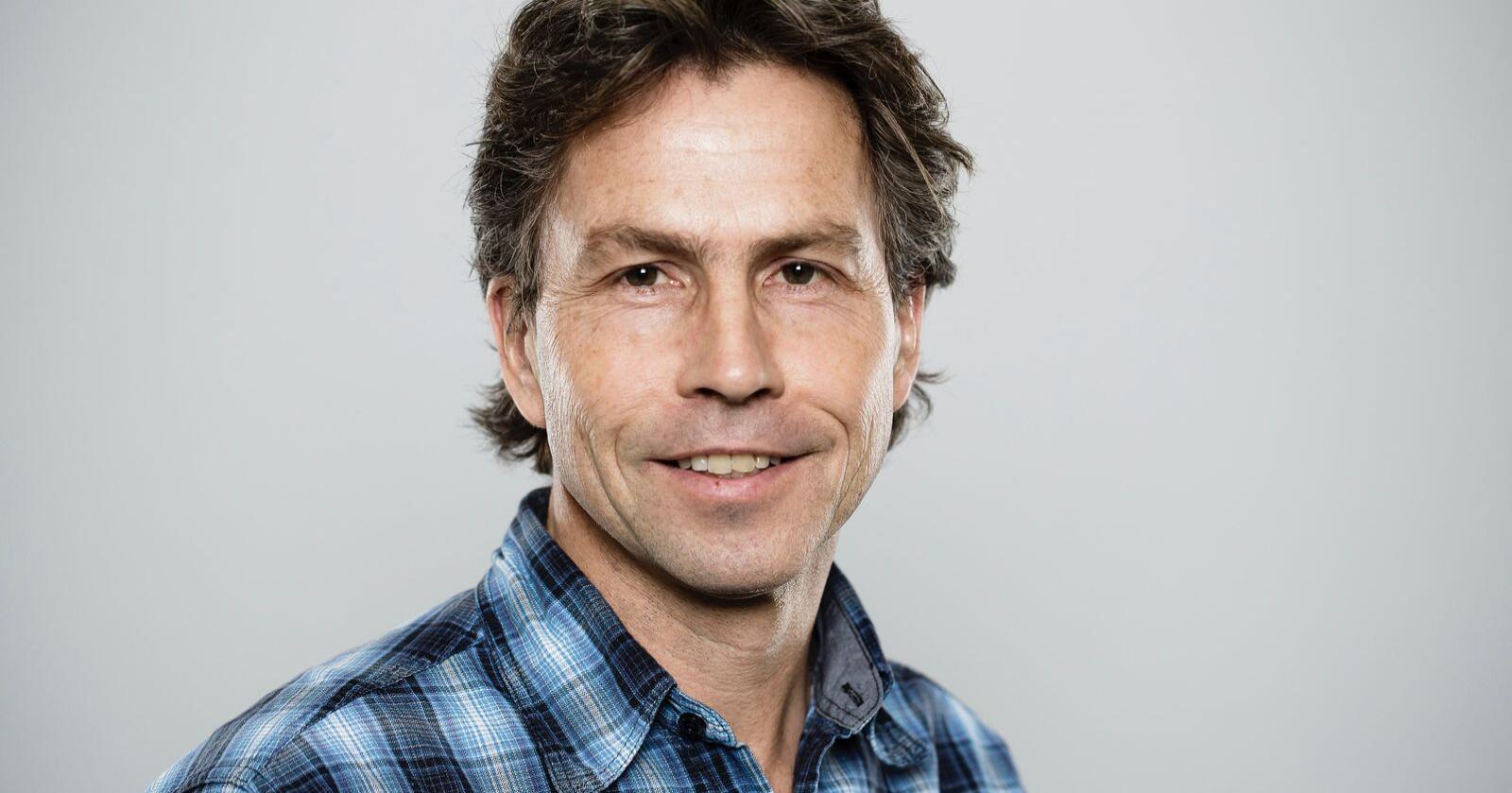 Professor og leiar for Institutt for produksjonsdyrmedisin Olav Reksen ved NMBU ønskjer ein langsiktig landbrukspolitikk. Foto: Gisle Bjørneby