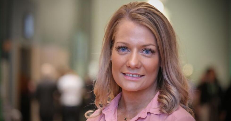 Sps stortingsrepresentant Sandra Borch (Foto: Senterpartiet/Ragne B. Lysaker)