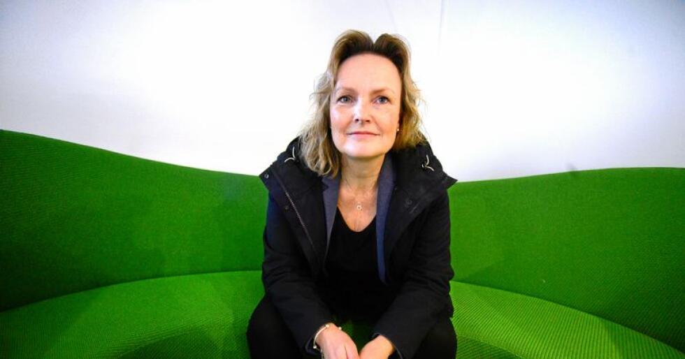 Styreleder i Nortura Trine Hasvang Vaag. Foto: Siri Juell Rasmussen