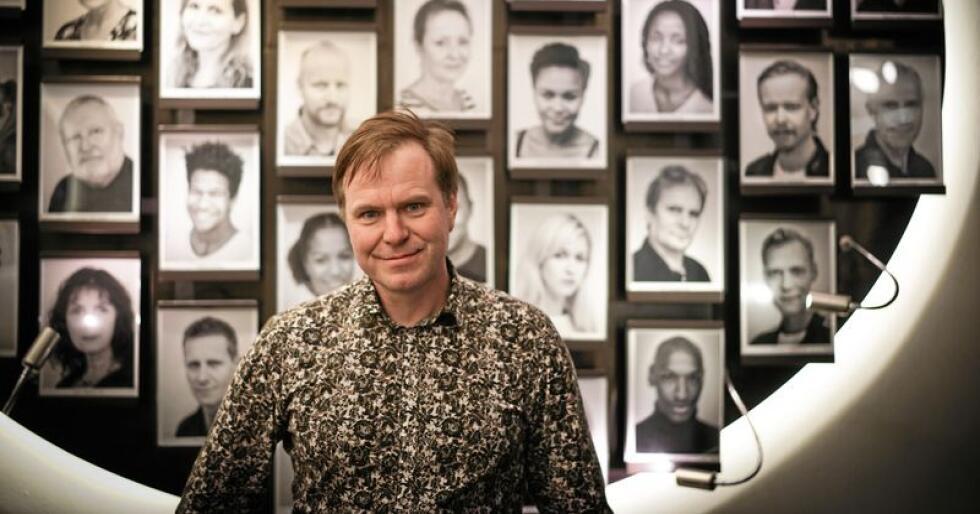 Alfred Bjørlo, Venstre-politiker og ordfører i Eid i Sogn og Fjordane. Foto: Benjamin Hernes Vogl