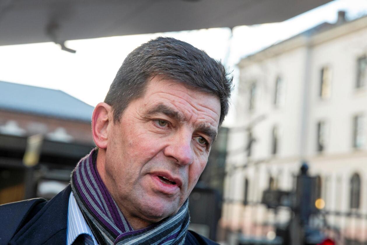 Gunnar Gundersen skal like signalene han har fått fra klima- og miljøminister Vidar Helgesen. Foto: Håkon Mosvold Larsen / NTB scanpix