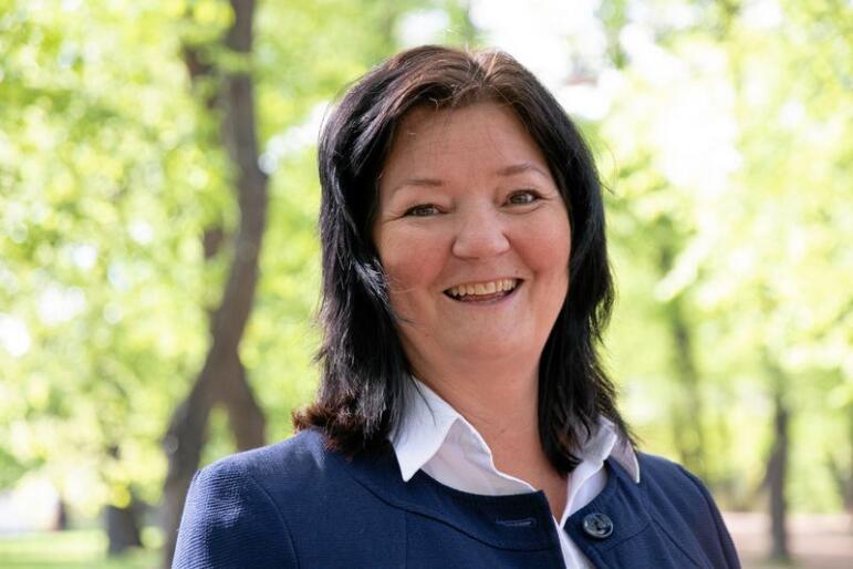 Britt Gulbrandsen, Viken KrFs 2. kandiat. Foto: KrF