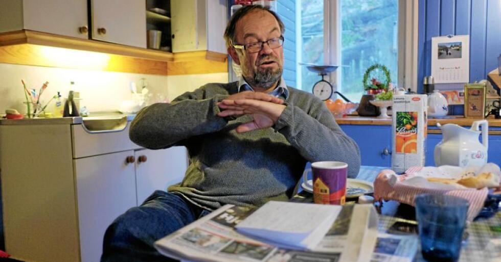 Ser nynorskbrukarane mykje nynorsk rundt seg, er sjansane større for at dei held på nynorsk. Foto: Ketil Blom Haugstulen