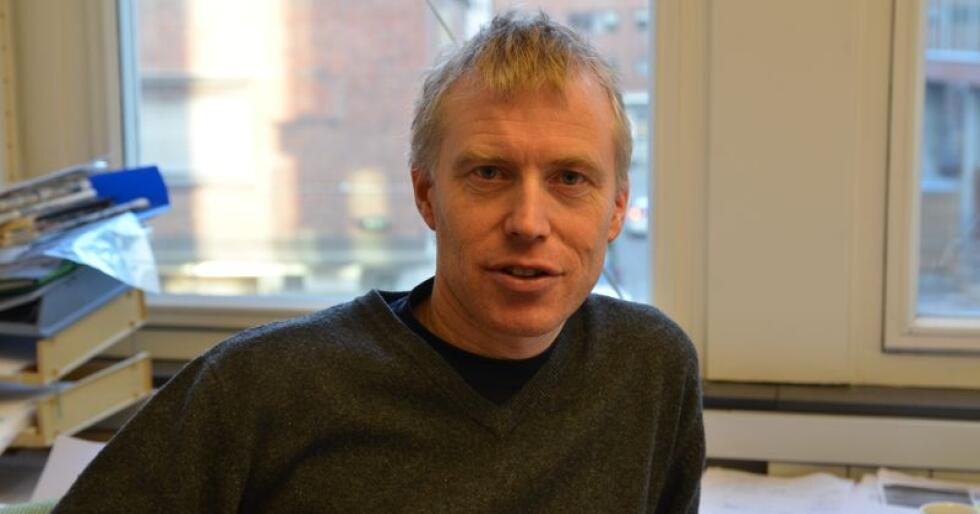 Seniorrådgiver Anders Huus i Norges Bondelag. (Arkivfoto)