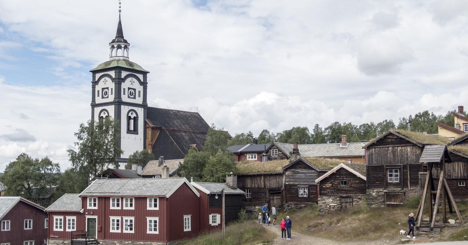 Ordføreren i Røros frykter en kommende konflikt mellom bygd og by. Foto: Paul Kleiven / NTB/ NPK